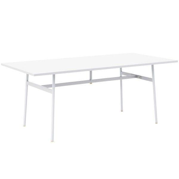 White Wash Eetkamer Tafel.Normann Copenhagen Union Table Nordic New