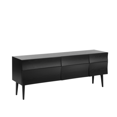 MUUTO  REFLECT LARGE SIDEBOARD  BLACK