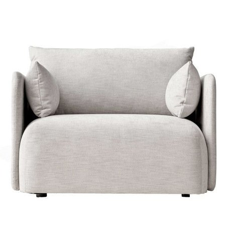 MENU OFFSET ARMCHAIR