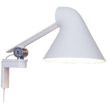 LOUIS POULSEN NJP WALL LAMP SHORT ARM