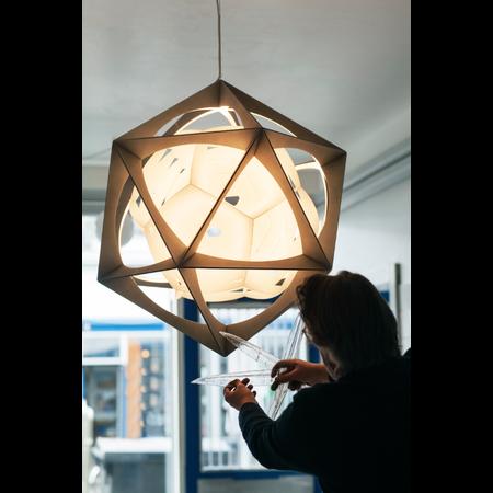 LOUIS POULSEN OE QUASI LIGHT PENDANT LAMP