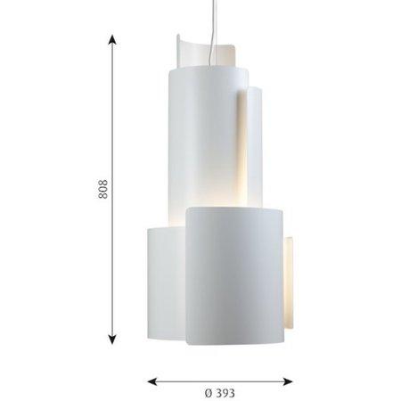 LOUIS POULSEN LP CITE PENDANT LAMP