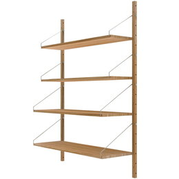 FRAMA SHELF LIBRARY WALL SHELF SYSTEM