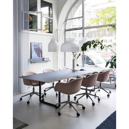 MUUTO FIBER OFFICE CHAIR, GAS LIFT