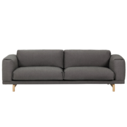 MUUTO REST SOFA 3 SEATER