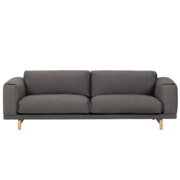 MUUTO REST SOFA 3-ZITS BANK