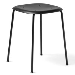 HAY SOFT EDGE P70 STOOL - CHROMED