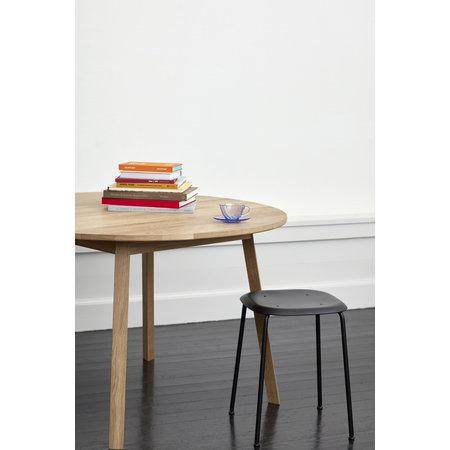 HAY SOFT EDGE P70 STOOL - CHROMED