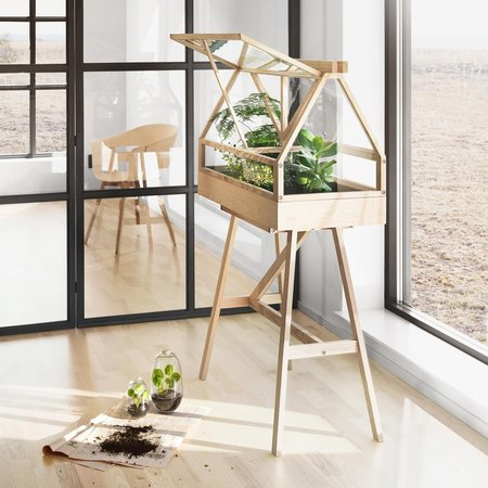 DESIGN HOUSE STOCKHOLM DESIGN GREENHOUSE BY ATELIER 2+