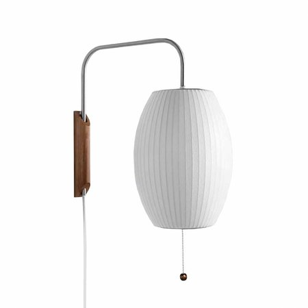 HAY NELSON CIGAR WALL LAMP