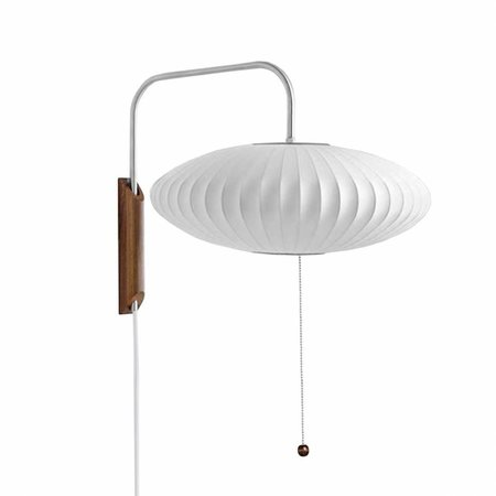 HAY NELSON SAUCER WALL LAMP