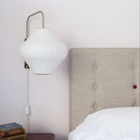 HAY NELSON PEAR WALL LAMP