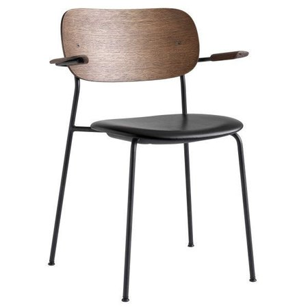 MENU CO CHAIR W/ ARMREST - UPHOLSTERED