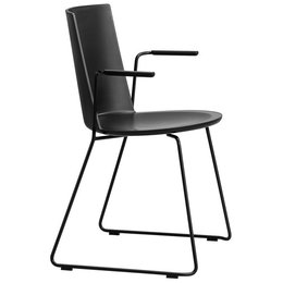 FREDERICIA  ACME CHAIR W/ARMRESTS