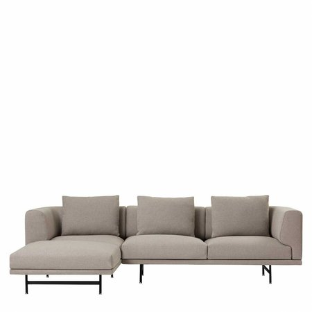 VIPP 632 CHIMNEY SOFA 3  ZITS + CHAISE LONGUE