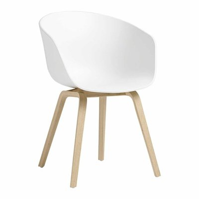 HAY AAC 22 CHAIR, WOOD BASE