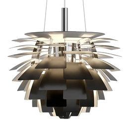 LOUIS POULSEN Ph Artichoke 48 hanglamp zwart