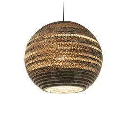 GRAYPANTS MOON SUSPENSION LAMP