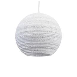 GRAYPANTS MOON SUSPENSION LAMP WHITE