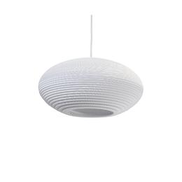 GRAYPANTS DISC SUSPENSION LAMP WHITE