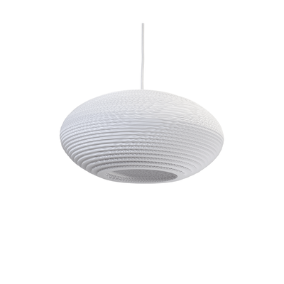 GRAYPANTS DISC SUSPENSION LAMP WHITE