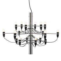 FLOS 2097/18 CHANDELIER CLEAR 69 DIA