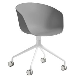 HAY AAC 24 swivel chair with castors