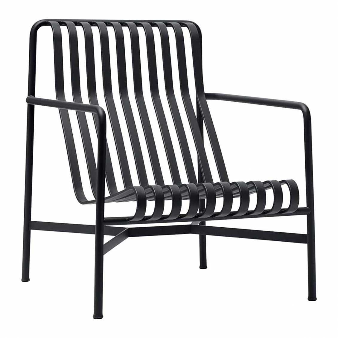 Picture of: Hay Palissade Lounge Chair High Nordic New