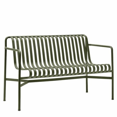HAY PALISSADE DINING SOFA OUTDOOR