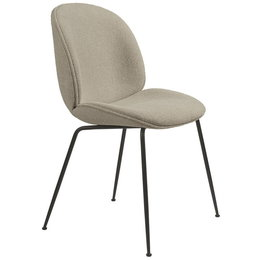 GUBI BEETLE DINING CHAIR  FULLY UP. CONIC BASE