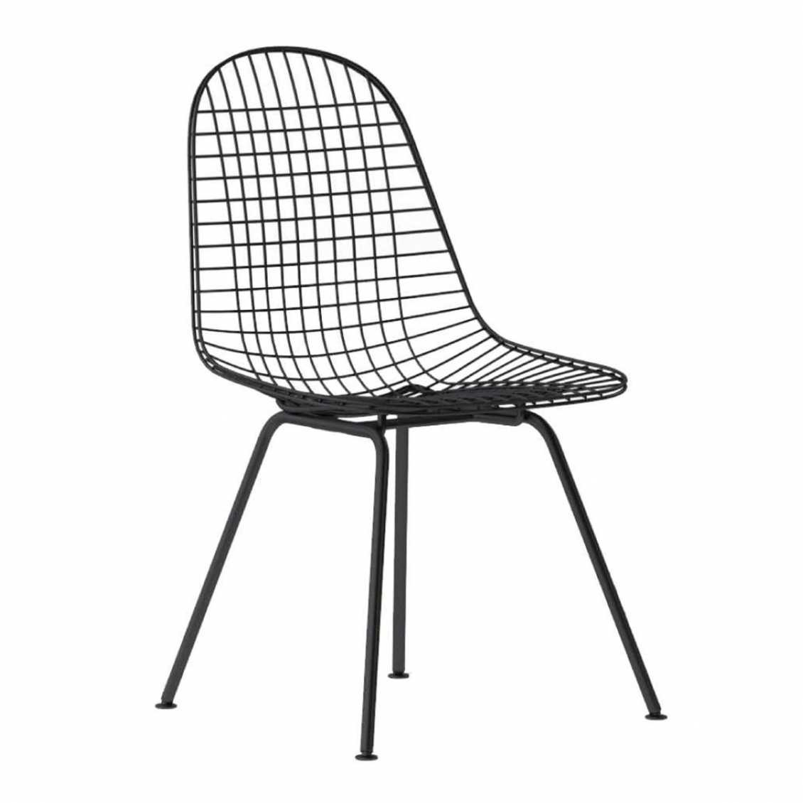 Vitra Wire Chair Dkx Nordic New