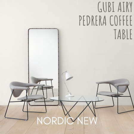 GUBI PEDRERA COFFEE TABLE BY CORSINI & MILLET