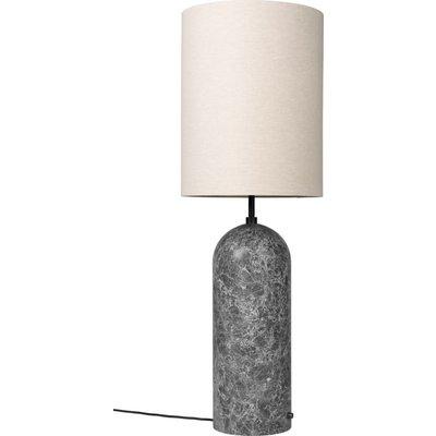 GUBI GRAVITY FLOOR LAMP XL HIGH GREY MARBLE