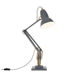 ANGLEPOISE ORIGINAL 1227 MESSING BUREAULAMP
