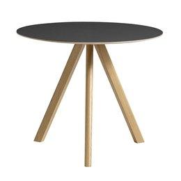 HAY CPH20 TABLE ROUND LINOLEUM Ø 90 CM