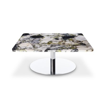 TOM DIXON FLASH SQUARE SALONTAFEL - CHROME BASIS