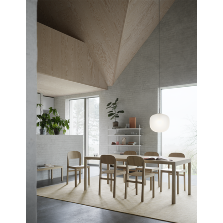 MUUTO WORKSHOP DINING TABLE - 200 CM.