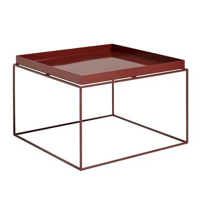 HAY TRAY COFFEE SIDE TABLE HIGH GLOSS 60 x 60 CM.