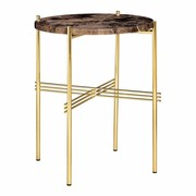 GUBI TS COFFEE TABLE MARBLE SMALL 40 DIA.