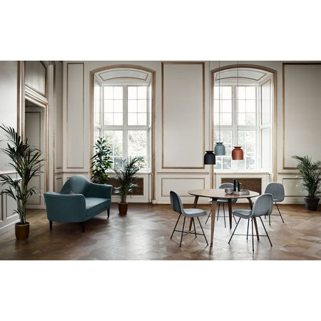 GUBI DINING TABLE ROUND Ø 120 CM MARBLE