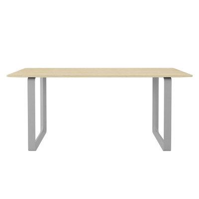 MUUTO 70/70 tafel massief eiken 170 cm.