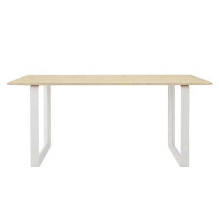MUUTO  70/70 TABLE SIZE 170 SOLID OAK TOP