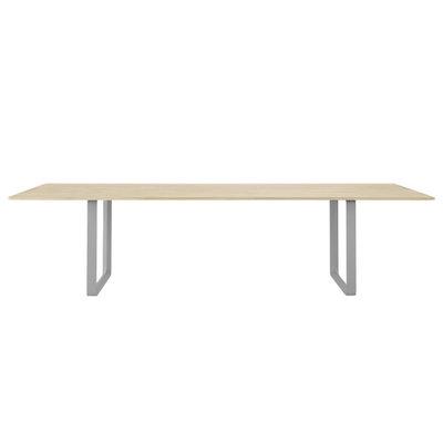 MUUTO 70/70 TABLE  295 SOLID OAK