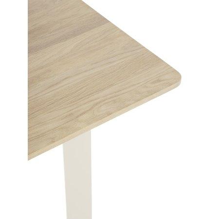 MUUTO  70/70 TABLE SIZE 225 SOLID OAK