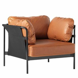 HAY CAN LOUNGE CHAIR LEATHER