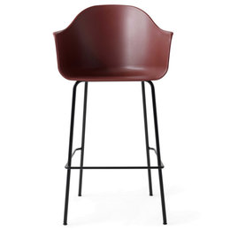MENU HARBOUR BAR CHAIR STEEL BASE