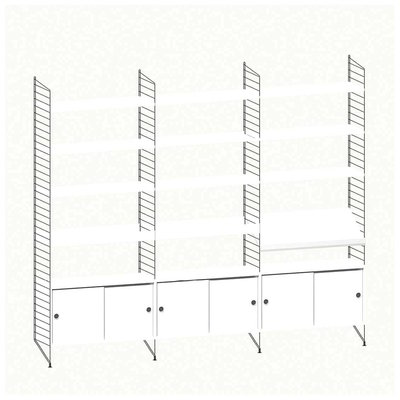 STRING WALL CABINET COMBINATION 2