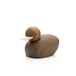 LUCIE KAAS DUCK SMALL SMOKED OAK