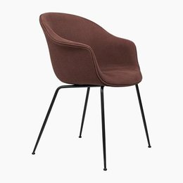 GUBI BAT DINING CHAIR  FULLY UP. CHIVASSO CONIC BLACK BASE