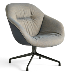 HAY AAL 81 SOFT DUO - LOUNGE CHAIR